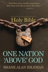 "One Nation ""Above"" God, Shane Idleman"